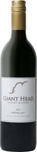 2014 Merlot @ Giant Head Winery