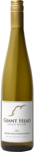 2016 Gewurztraminer @ Giant Head Winery