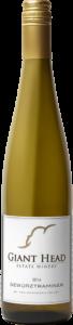 2016 Gewurztraminer @ Giant Head Winery